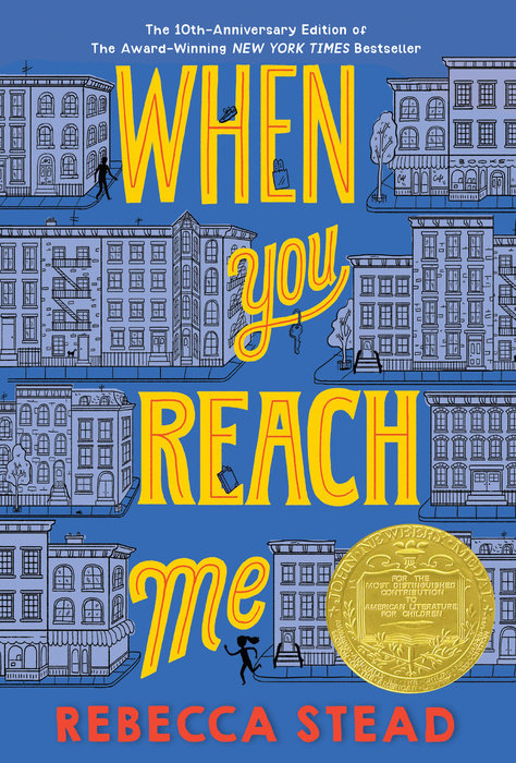 Cover of When You Reach Me