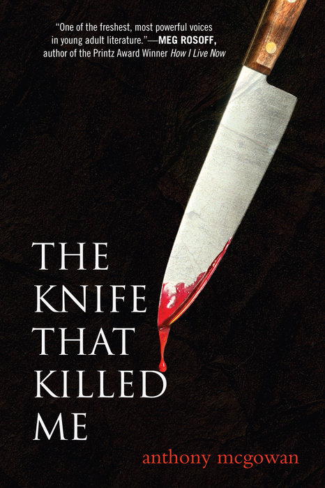 Cover of The Knife That Killed Me