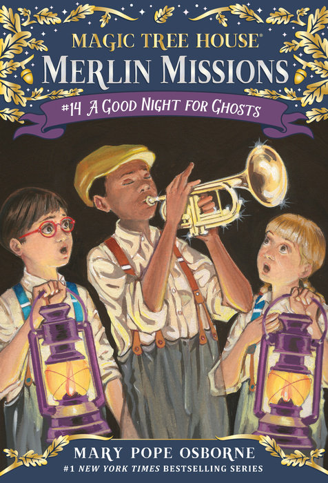 Cover of A Good Night for Ghosts