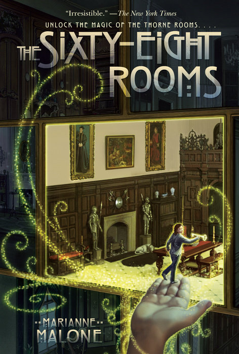 Cover of The Sixty-Eight Rooms