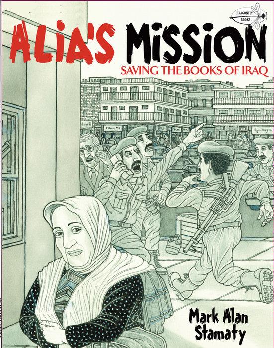 Cover of Alia\'s Mission