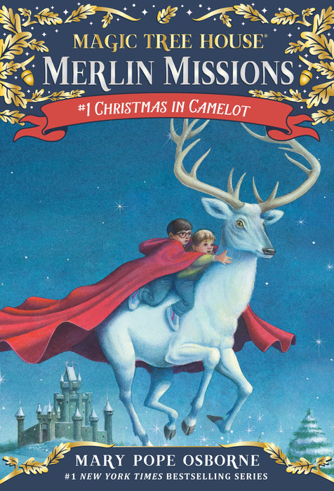 Cover of Christmas in Camelot
