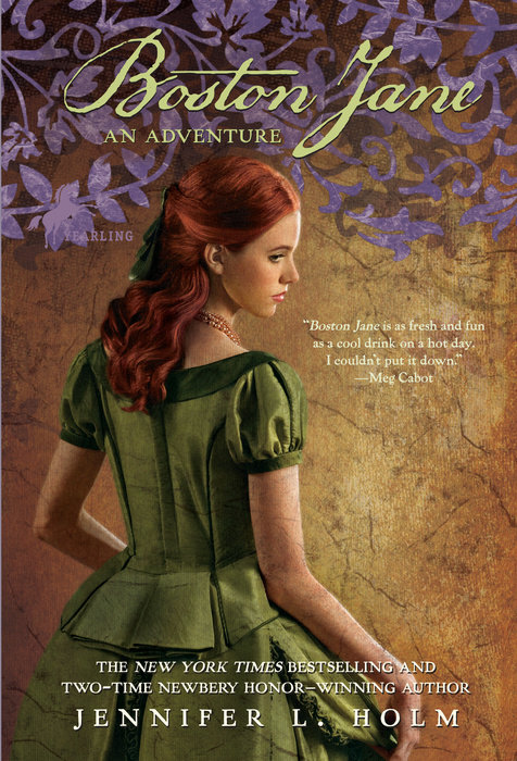 Cover of Boston Jane: An Adventure