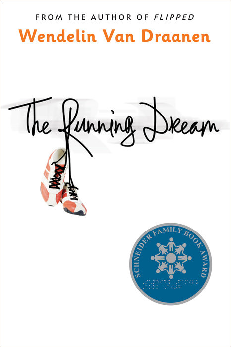 Cover of The Running Dream