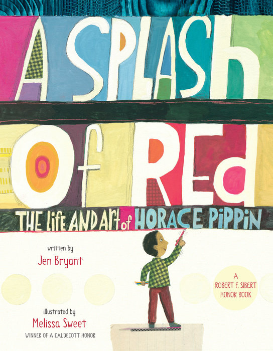 Cover of A Splash of Red: The Life and Art of Horace Pippin