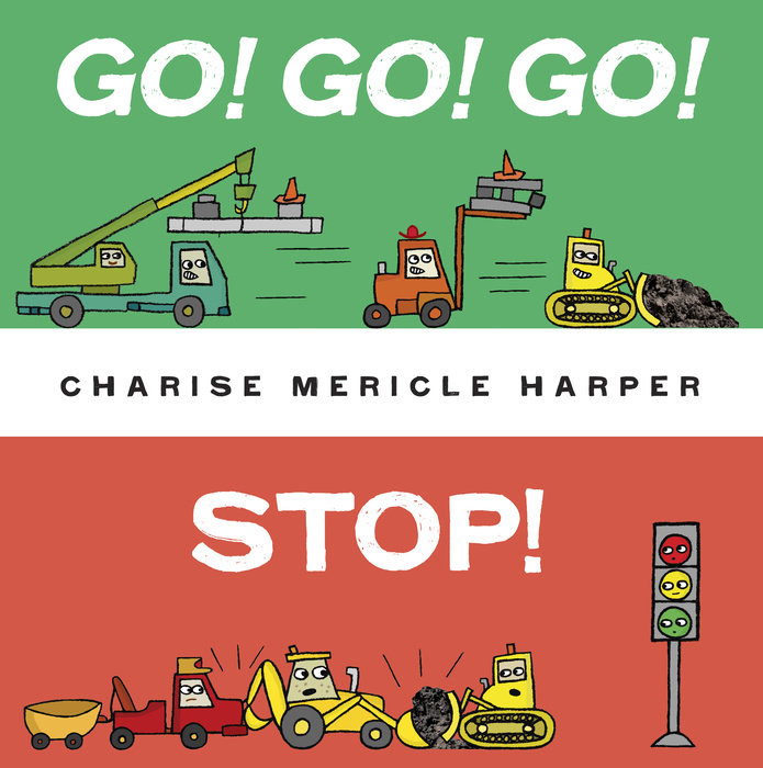 Cover of Go! Go! Go! Stop!