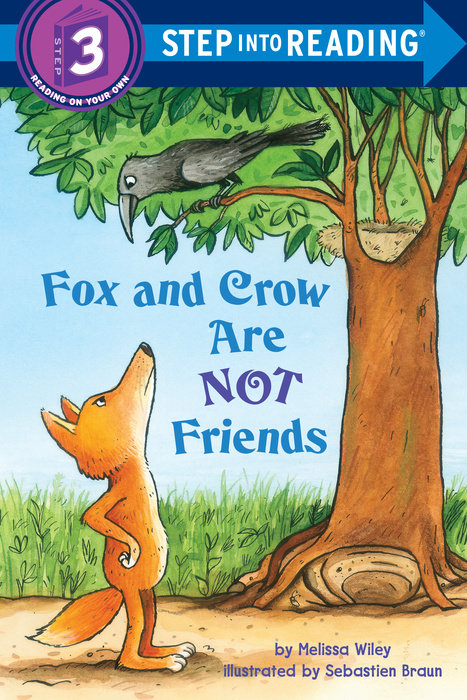 Cover of Fox and Crow Are Not Friends