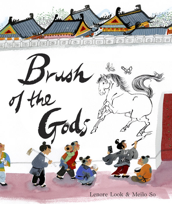Cover of Brush of the Gods