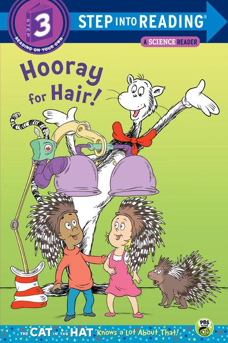 Hooray for Hair! (Dr  Seuss/Cat in the Hat) - Penguin Random House