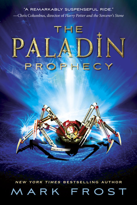 Cover of The Paladin Prophecy