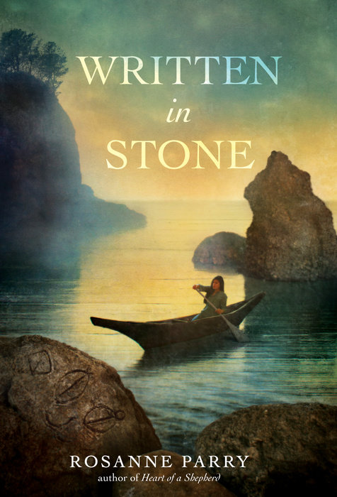 Cover of Written in Stone