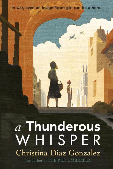 Cover of A Thunderous Whisper