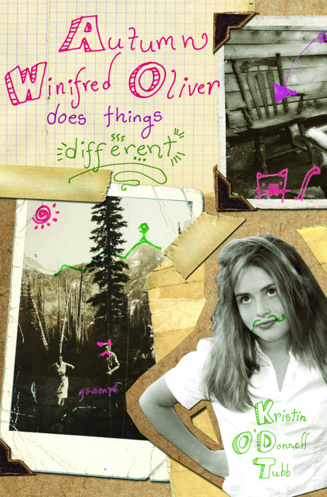 Cover of Autumn Winifred Oliver Does Things Different