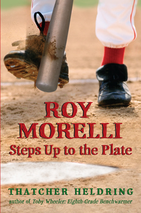 Cover of Roy Morelli Steps Up to the Plate