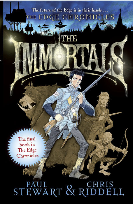 Cover of Edge Chronicles: The Immortals