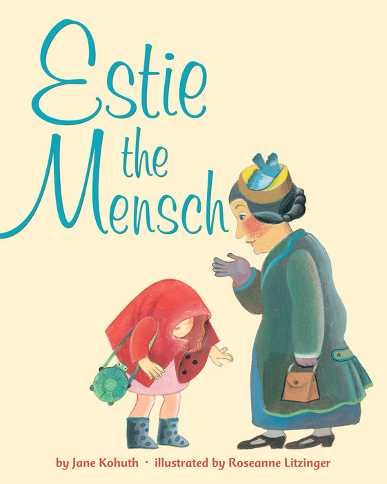 Cover of Estie the Mensch