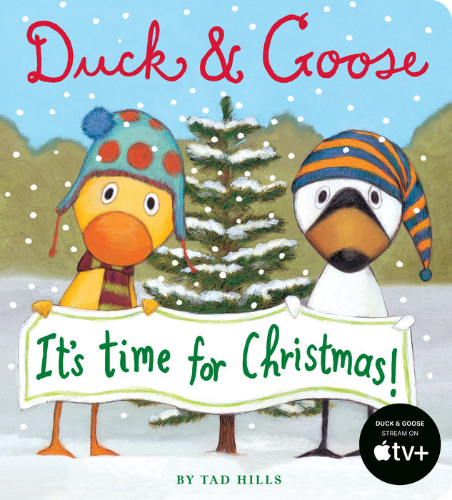 Cover of Duck & Goose, It\'s Time for Christmas!