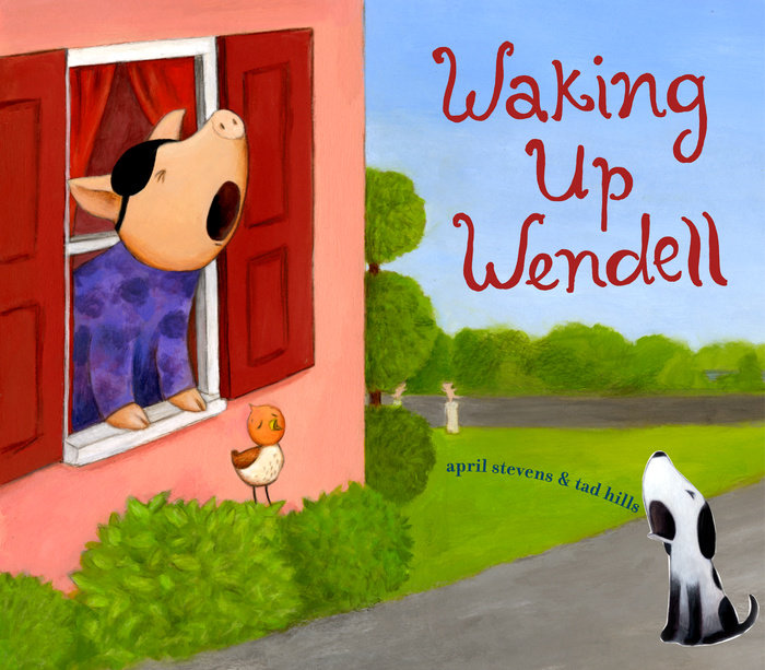 Cover of Waking Up Wendell