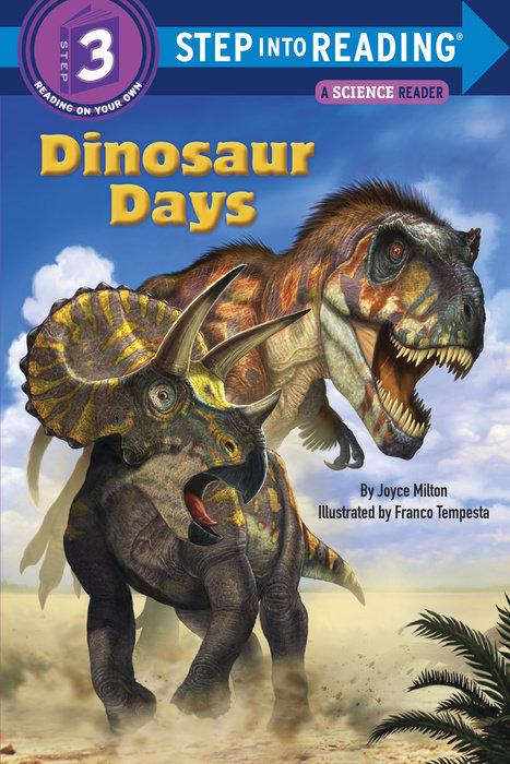 Dinosaur Days - Penguin Random House Education