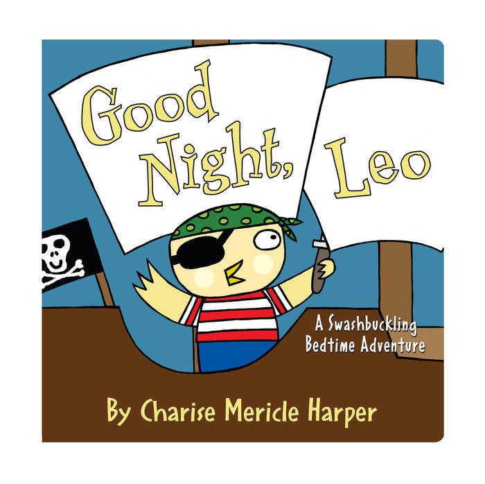 Cover of Good Night, Leo