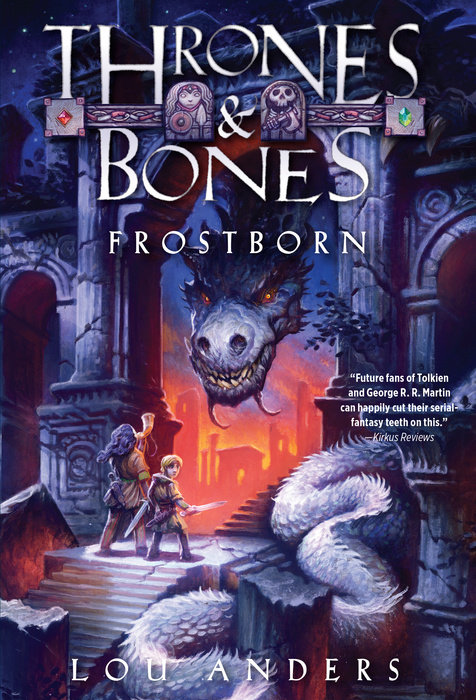 Cover of Frostborn