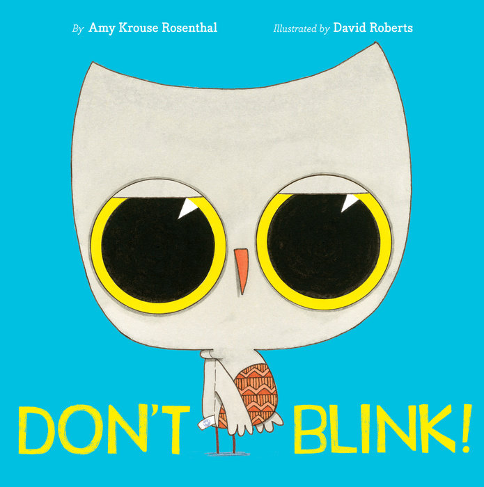 Cover of Don\'t Blink!