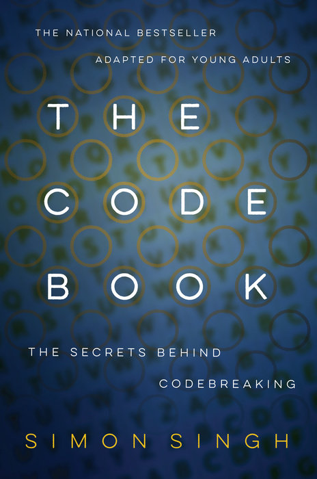 Cover of The Code Book: The Secrets Behind Codebreaking