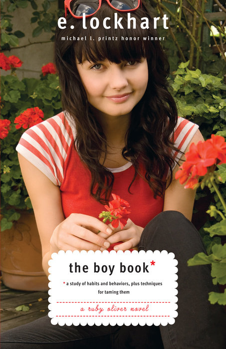 Cover of The Boy Book
