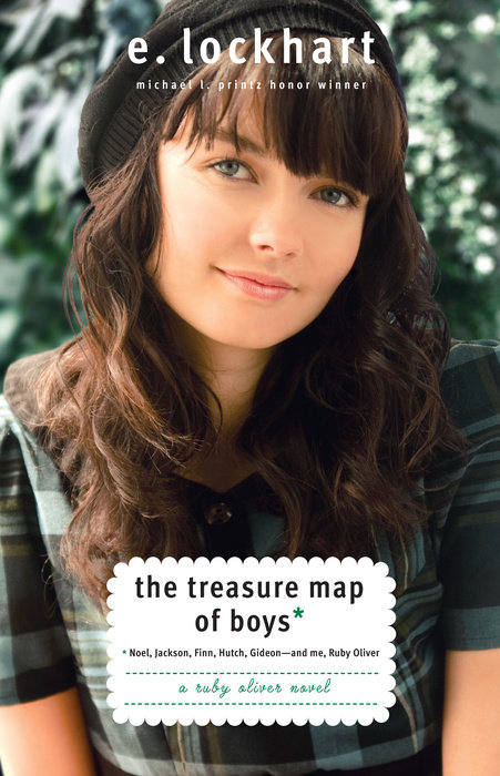Cover of The Treasure Map of Boys