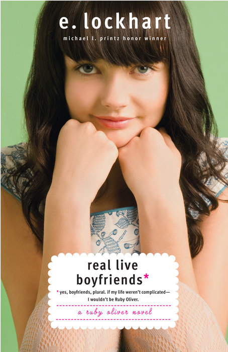 Cover of Real Live Boyfriends