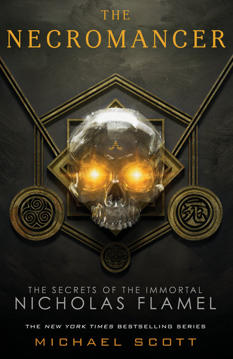 Cover of The Necromancer