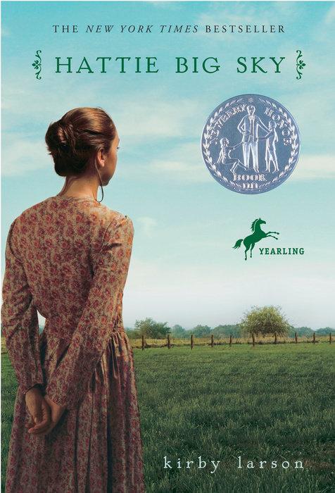 Cover of Hattie Big Sky