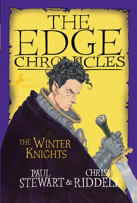 Cover of Edge Chronicles: The Winter Knights