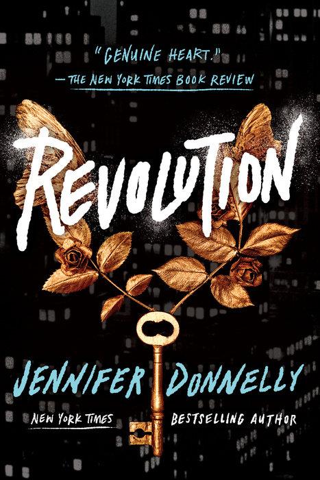 Cover of Revolution