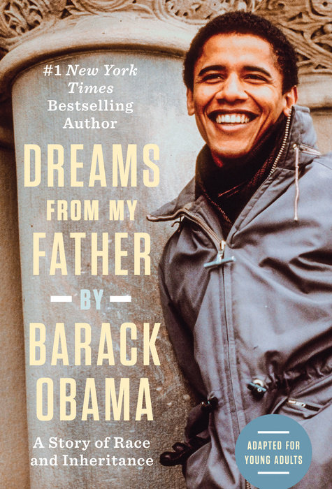 Cover of Dreams from My Father (Adapted for Young Adults)