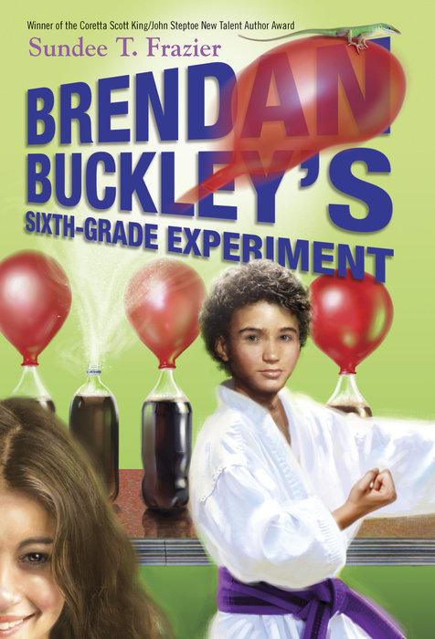 Cover of Brendan Buckley\'s Sixth-Grade Experiment