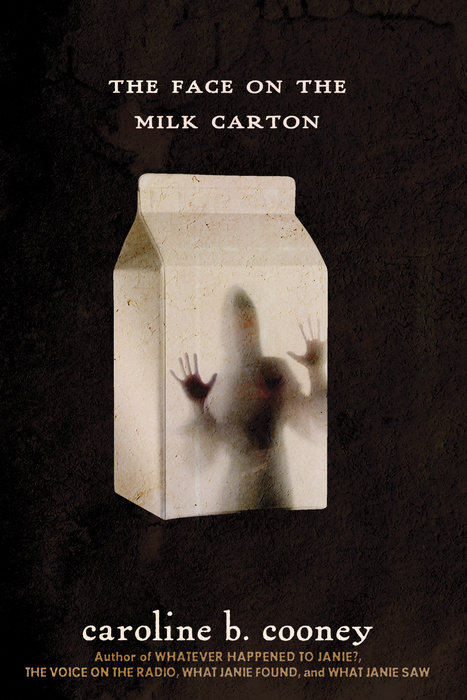 Book cover for The Face on the Milk Carton