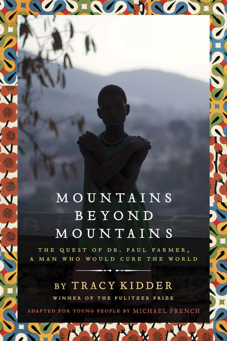Cover of Mountains Beyond Mountains (Adapted for Young People)