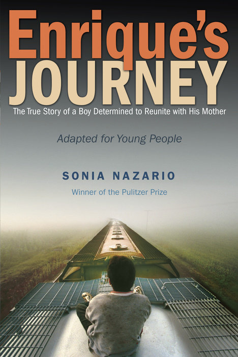 Cover of Enrique\'s Journey (The Young Adult Adaptation)