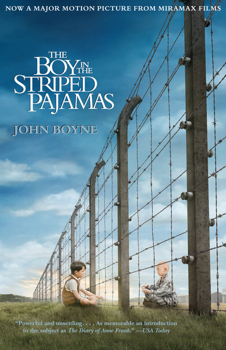 Cover of The Boy In the Striped Pajamas (Movie Tie-in Edition)