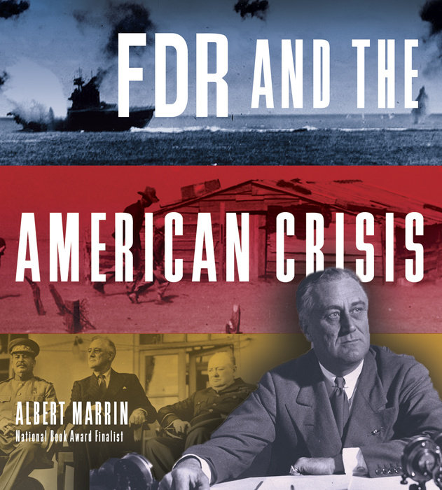 Cover of FDR and the American Crisis