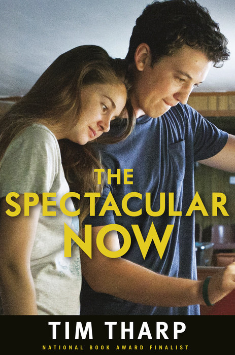 Cover of The Spectacular Now
