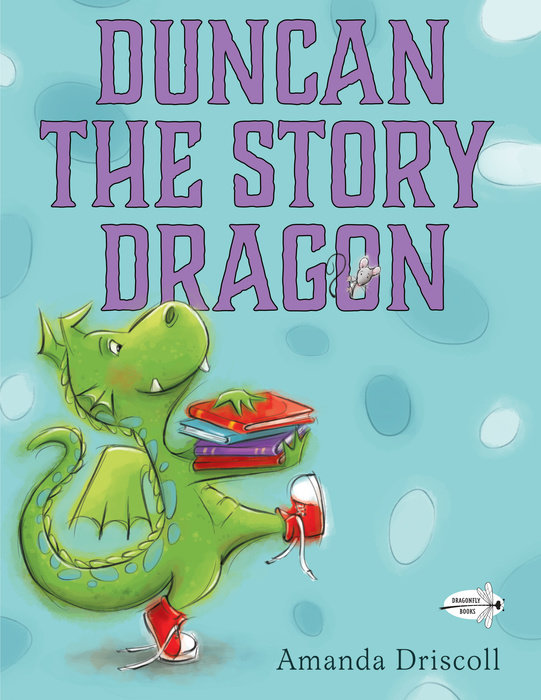 Cover of Duncan the Story Dragon