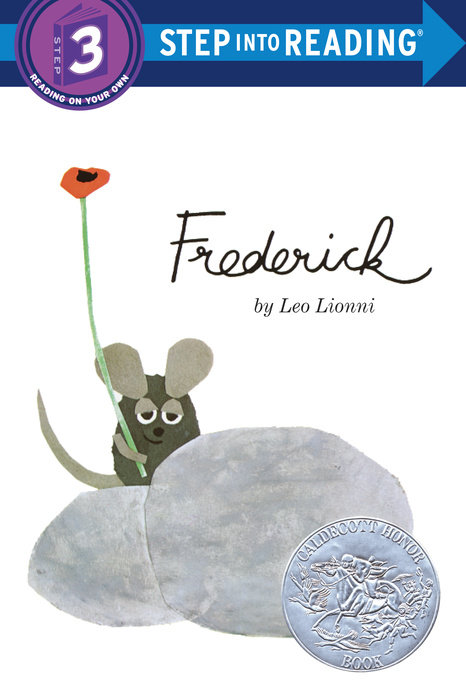 Cover of Frederick (Step Into Reading, Step 3)