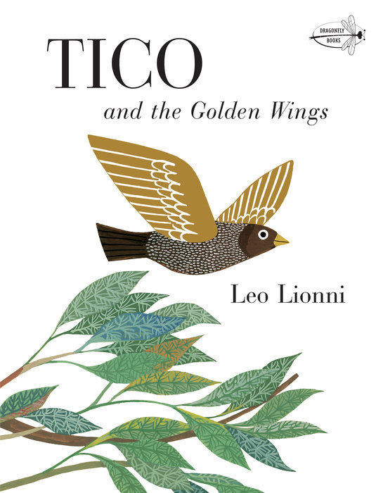 Cover of Tico and the Golden Wings