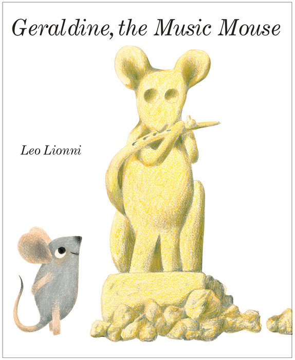 Cover of Geraldine, The Music Mouse