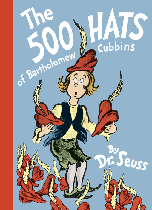 Cover of The 500 Hats of Bartholomew Cubbins