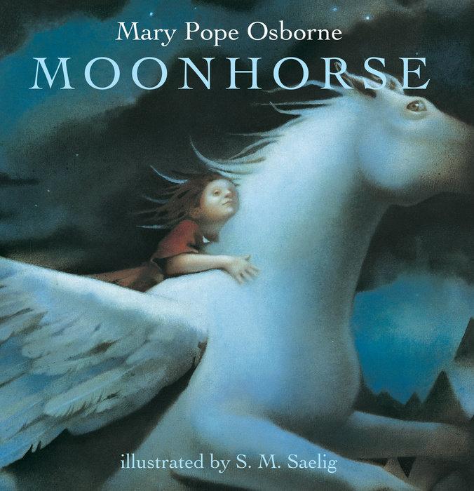 Cover of Moonhorse