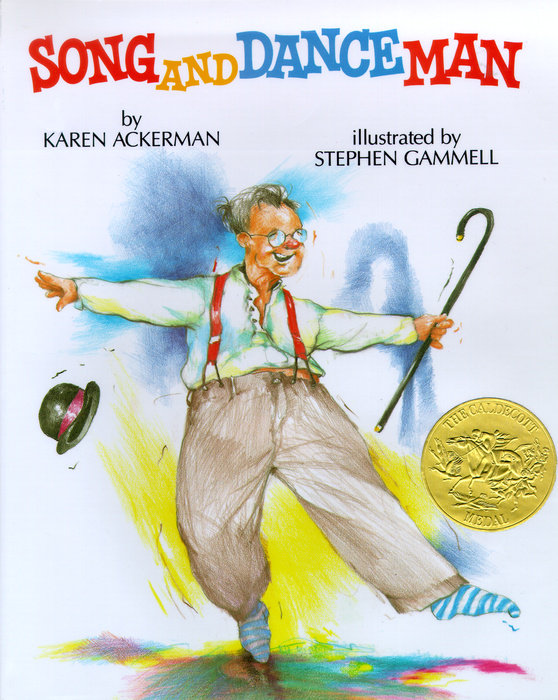 Cover of Song and Dance Man