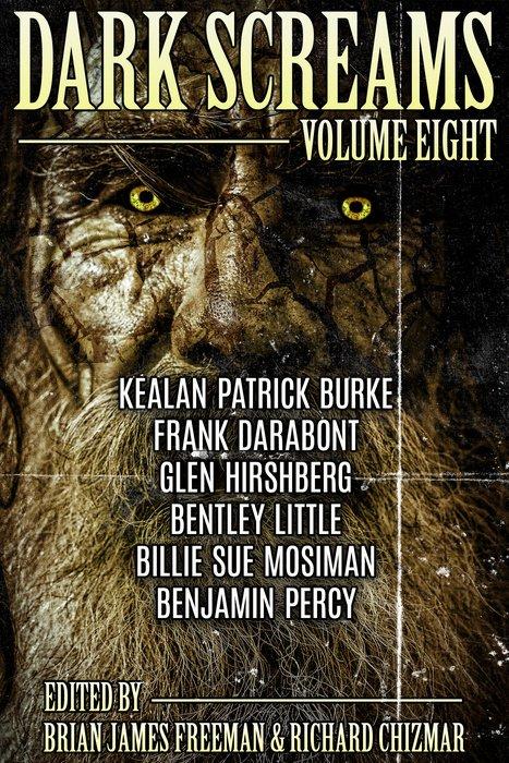 Dark Screams Volume Eight Random House Books